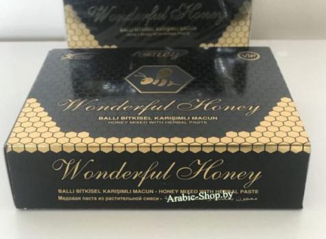 Чудесный мёд «Wonderful Honey» для мужчин