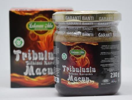 Эпимедиумная паста Tribuluslu Macun (230 г)