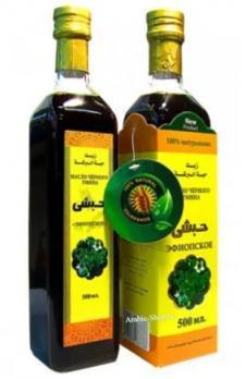 Масло черного тмина IsarCo «Эфиопское» 500 мл (Пластик)