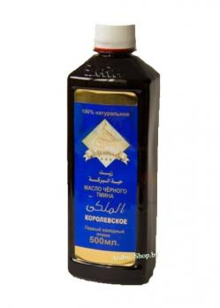 Чёрный тмин El-Karnak королевское 500 мл фото
