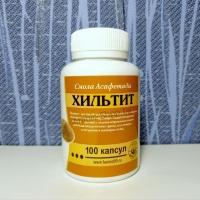 Хильтит Смола Асафетиды в капсулах, цена, инструкция, фото