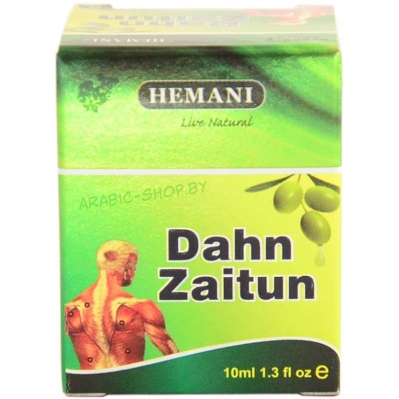 Мазь Dahn Zaitun Hemani с оливковым маслом (от суставной и мышечной боли)