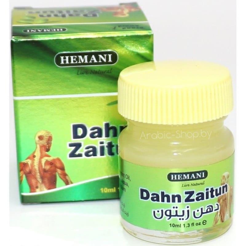 Мазь Хемани с маслом для суставов фото