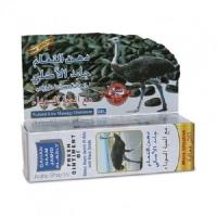Мазь Страусиный жир с Черным тмином в тюбике (Hemani, 40 мл)
