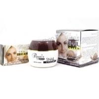 Крем для лица Улитка Омолаживающий (Hemani Snail cream, 80 гр) + Мыло