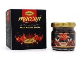 Эпимедиумная паста Maccun - Epimedyumlu Maccun Plus (240гр, Турция)
