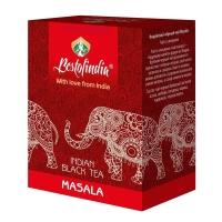 Чай черный Индийский гранулированный Масала (Masala Indian Black Tea Bestofindia) 100 гр