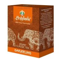 Чай черный Индийский листовой Дарджилинг (Darjeeling Indian Classic Tea Bestofindia) 100 гр