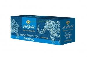 Чай зеленый Индийский (Original Indian Green Tea Bestofindia) 25 шт