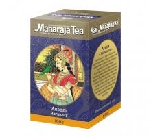 Чай черный байховый Ассам Хармати Махараджа (Индийский, 100 гр)