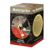 Чай черный байховый Ассам Магури Билл Махараджа (Индийский, 100 гр)