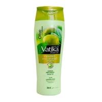 """Шампунь для нормальных волос """"Питание и Защита"""" с маслом оливы (Dabur Vatika, 200 мл)"""